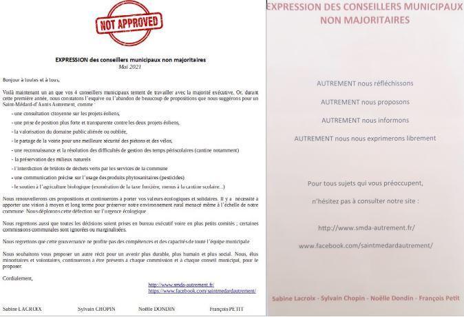 Expression libre mai2021 1