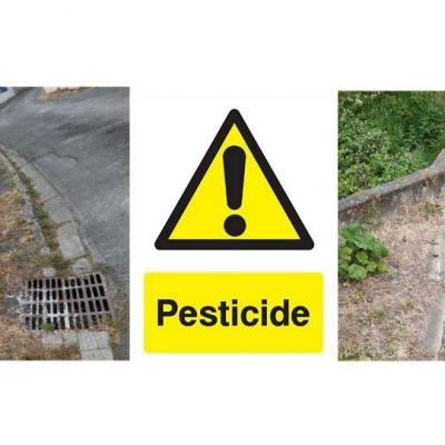 Pesticide egout