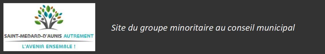 Saint-Médard-d'Aunis Autrement - Groupe minoritaire d'opposition